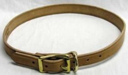 Leather Calf Collar, 30