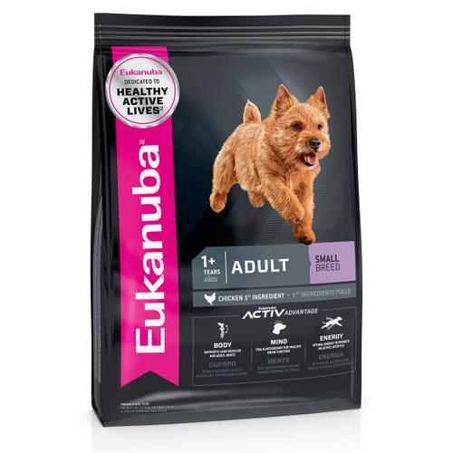 Eukanuba Adult Small Breed Dog Food, 4 Lb.