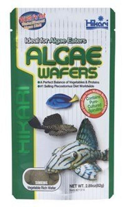 Hikari Tropical Algae Wafers, 82 Gram