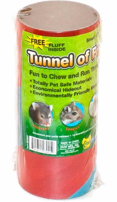 Ware Tunnel of Fun Small Animal Cardboard Hideout