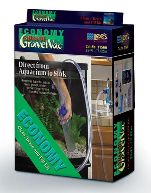 Ultimate GravelVac, Economy 25 Foot Kit