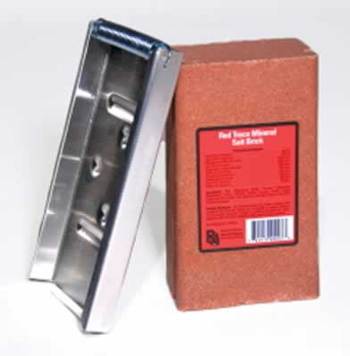 Aluminum Salt Brick Holder