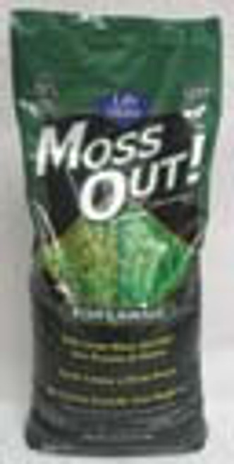 Lilly Miller Moss Out Lawn Granules 20 Pounds