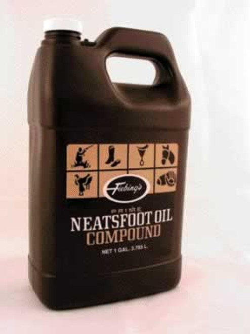 Fiebing's Neatsfoot Oil Compound, Gallon