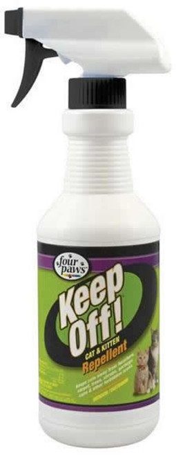 Keep Off Repellant For Cats & Kittens, 16 Ounce