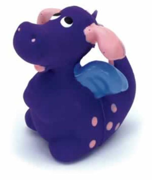 """Coastal Rascals Latex Dragon Dog Toy 3"""""""