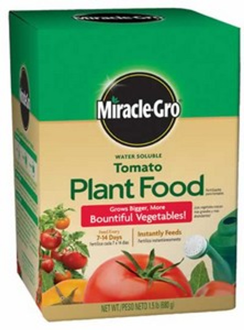 Miracle-Gro Tomato Plant Food 1.5 lbs.