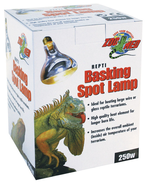 Zoo Med Basking Spot Lamp 250 Watt