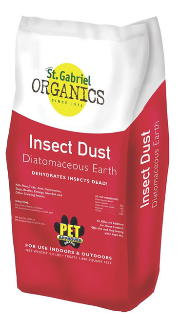 Diatomaceous Earth Insect Dust 4.4 Pounds