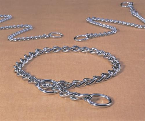 Hamilton Fine Choke Chain 18 Inch