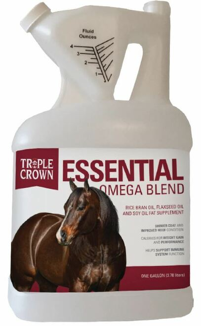 Triple Crown Essential Omega Blend Gallon