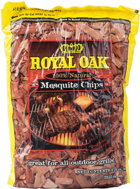 Royal Oak Mesquite Smoking Chunks