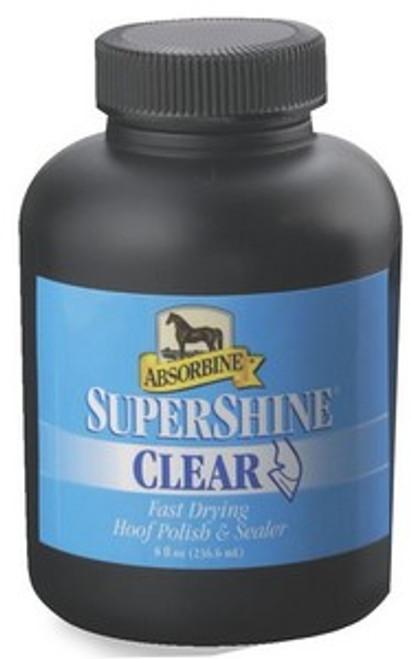 Supershine Hoof Polish 8 oz. 1