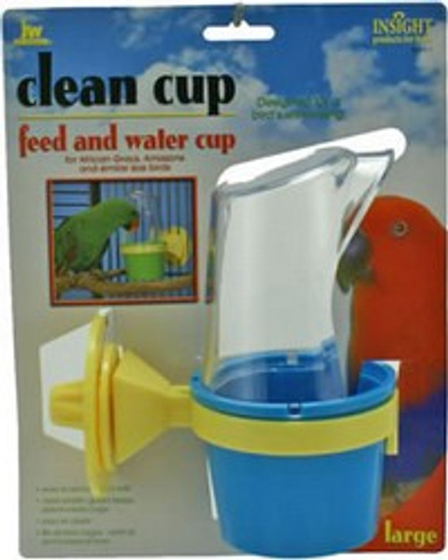 Feed & Water Cup, Large