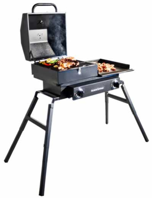 Blackstone Tailgater Propane Gas Grill Griddle Combo