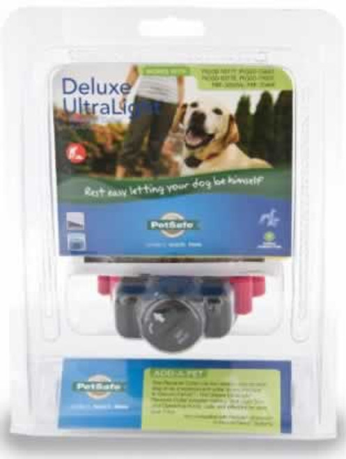 PetSafe In-Ground Deluxe Ultralight Receiver Collar PUL-275