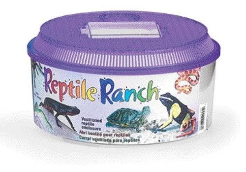 Lee's Reptile Ranch, Round