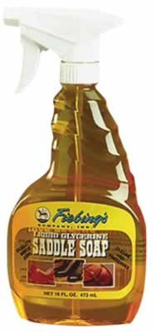Fiebing's Liquid Glycerine Saddle Soap, Pint