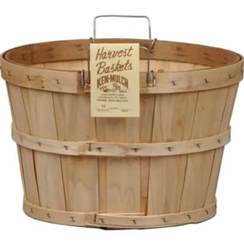 Harvest Bushel Basket 85 Pound Capacity