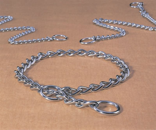 Hamilton Medium Choke Chain 18 Inch