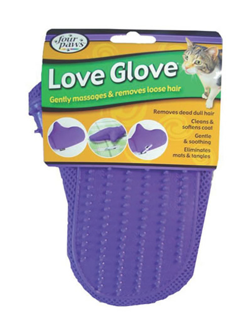 Love Glove Groom Mitt For Cats