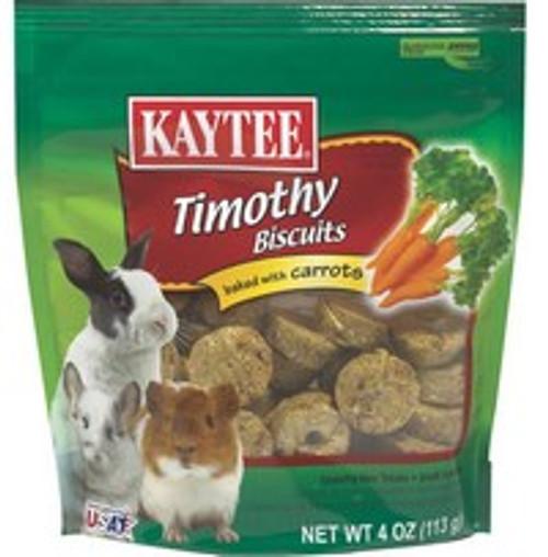 Timothy Hay Baked Small Animal Treat, 4 Oz., Carrot