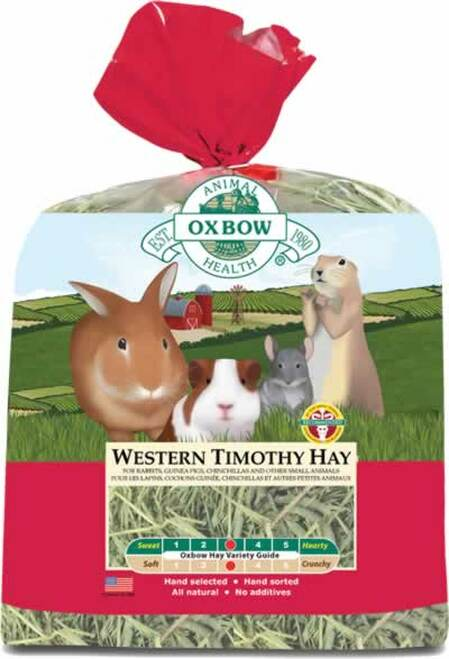 Oxbow Western Timothy Hay 50 Pounds