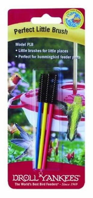 Droll Yankee Hummingbird Feeder Brushes, 3 Pack
