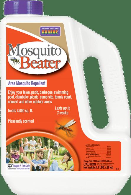 Bonide Mosquito Beater Natural Granules 4M