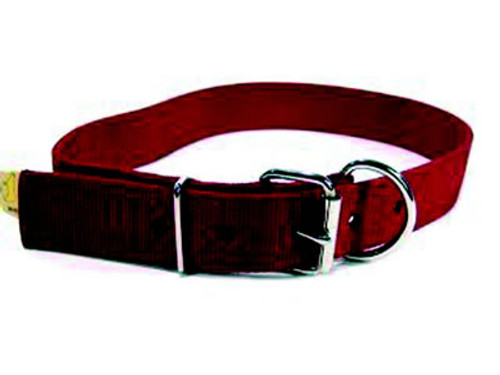 Hamilton Red Cow Collar, 40
