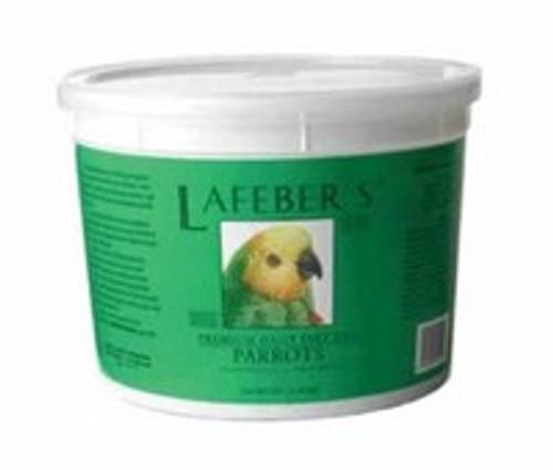 Lafeber's Premium Daily Diet Pellets For Parrots, 5 Pound
