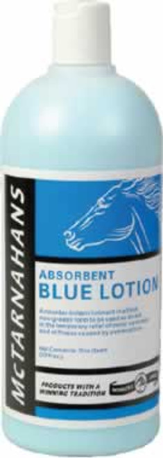 McTarnahan's Absorbent Blue Lotion, Quart