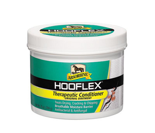 Absorbine Hooflex Therapeutic Conditioner Ointment, 25 Ounce