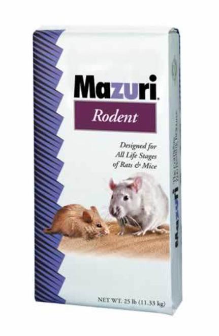 Mazuri Rodent Pellet Diet, 25 Lb.