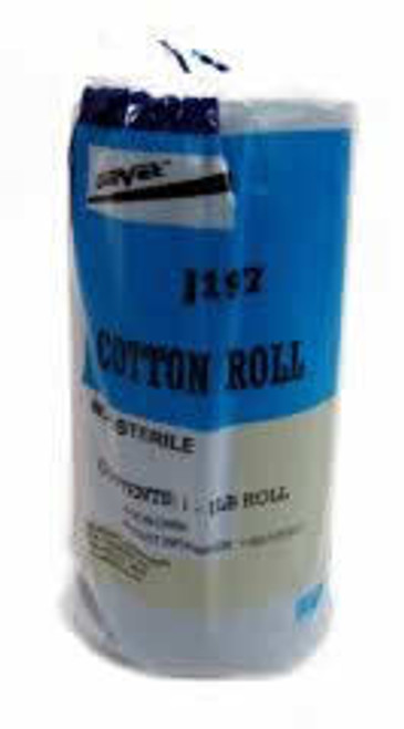 "Durvet Pratical Cotton Roll, 15.75"" x 11.75""x 16"", 1 lb"