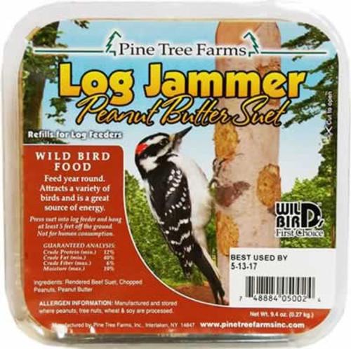Pine Tree Farms Woodpecker Log Jammer
