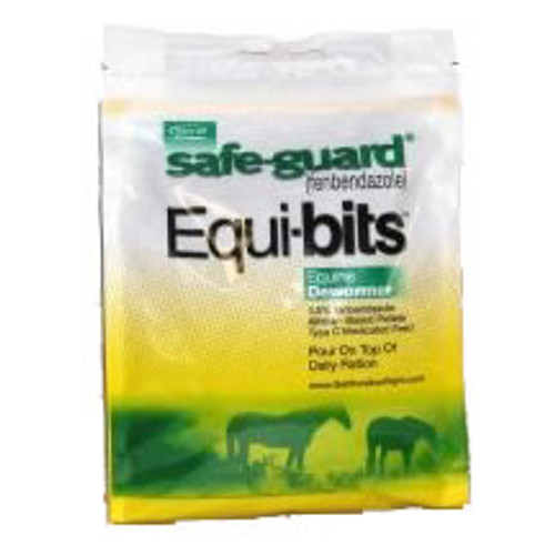 Safe-guard Equibits Wormer 1.25 Pound