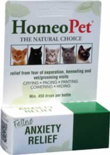 HomeoPet Natural Feline Anxiety Relief