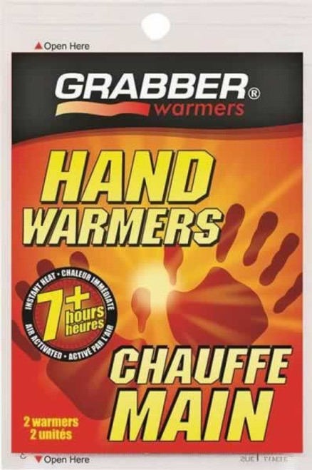 Grabber Hand Warmers 2 Pack