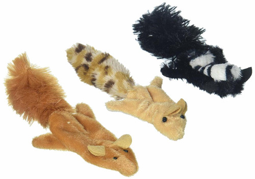 Skinneeez For Cats Forest, 3 Inches  (Sold Individually)