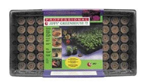 Jiffy Professional Jiffy Greenhouse 72 Plants
