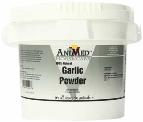 AniMed Garlic Powder 4 Pounds