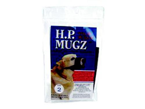 Hamilton Black Medium Nylon Muzzle