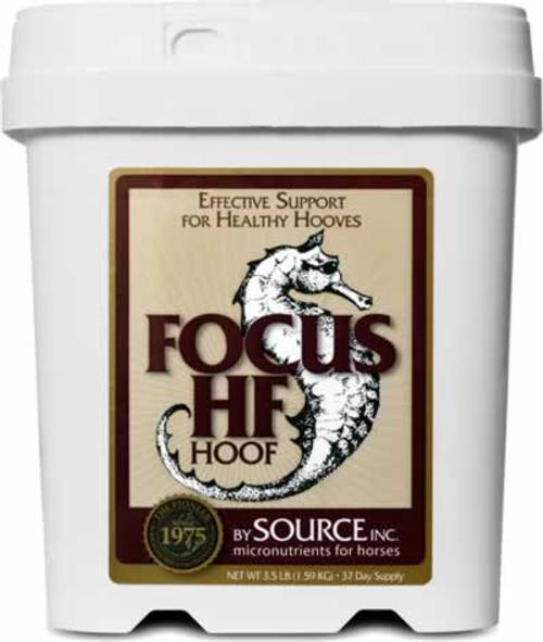 Source Focus HF Hoof, 3.5 lb.