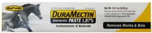 Durvet DuraMectin Ivermectin Paste, 1.87%