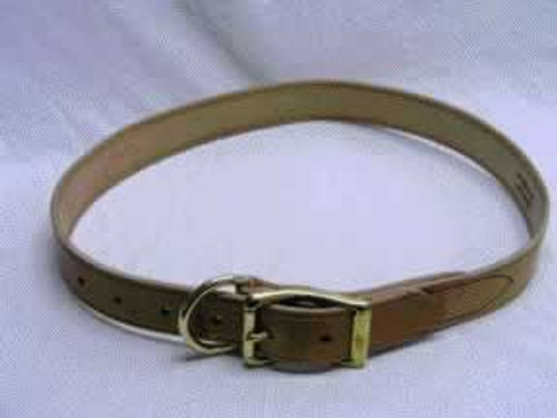Leather Cow Collar, 48