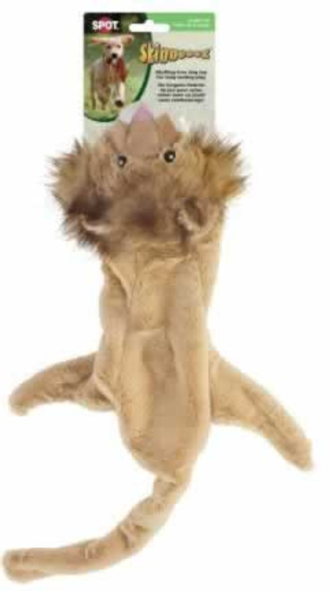 Skinneeez Assorted Jungle Cats Dog Toy 25 Inch