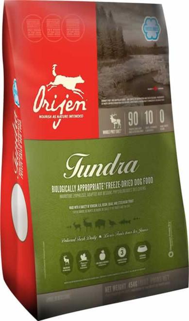 Orijen Freeze Dried Grain Free Tundra Dog Food 6 Ounces