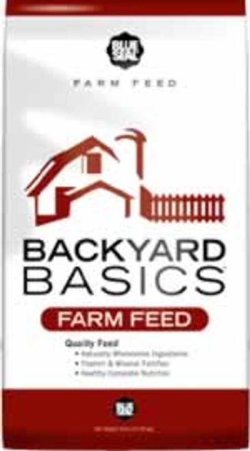 Blue Seal Backyard Basics Sweet CrUnch 16 Farm Feed