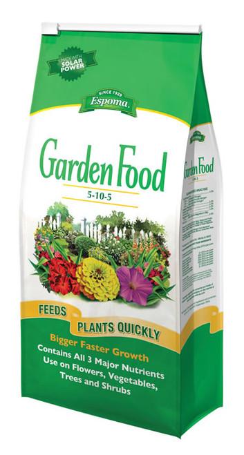 Espoma Garden Food 5-10-5 6.75 lbs.